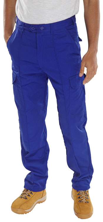 SUPER CLICK DRIVERS TROUSERS - PCTHWR