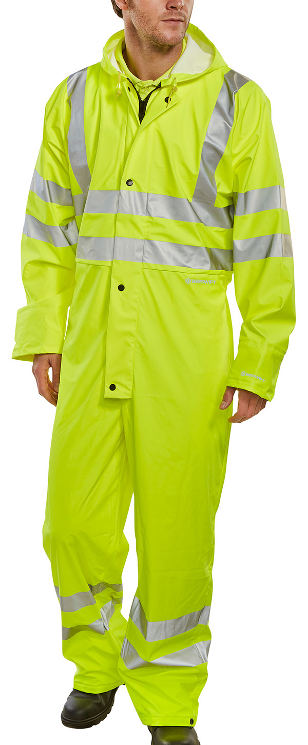 SUPER B-DRI BREATHABLE COVERALL - PUC471