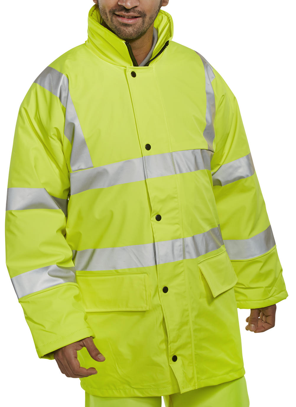 BREATHABLE LINED JACKET - PULJ471