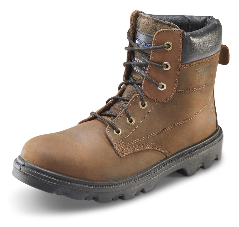 SHERPA DUAL DENSITY 6 INCH BOOT - SB