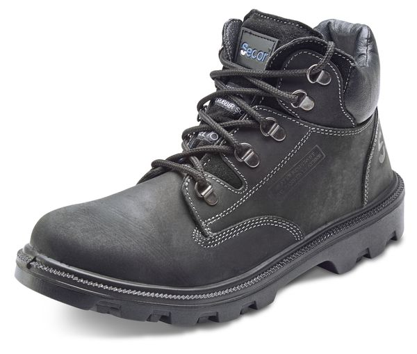 SHERPA DUAL DENSITY PU/RUBBER MID CUT BOOT - SCBBL