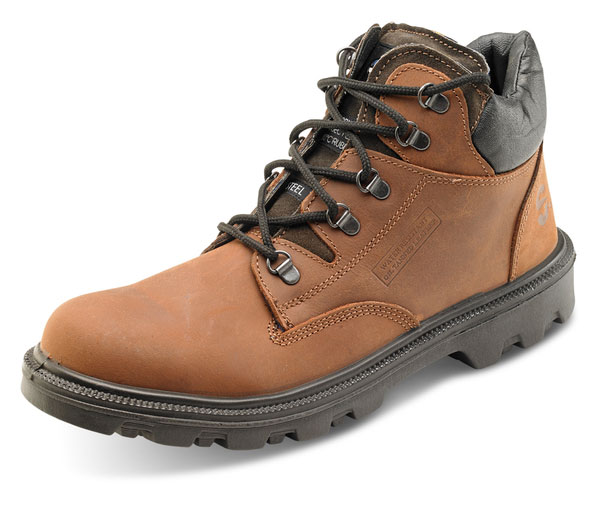 SHERPA DUAL DENSITY PU/RUBBER MID CUT BOOT - SCBBR