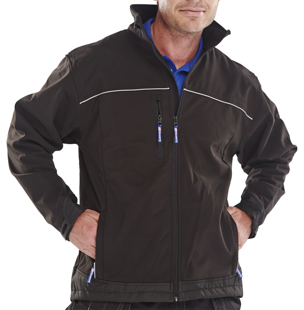 SOFT SHELL JACKET - SSJ