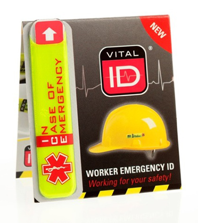 EMERGENCY ID STANDARD (ICE) - WSID01