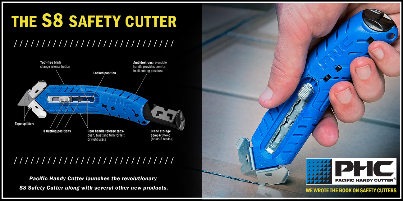 Pacific Handy Cutter S8